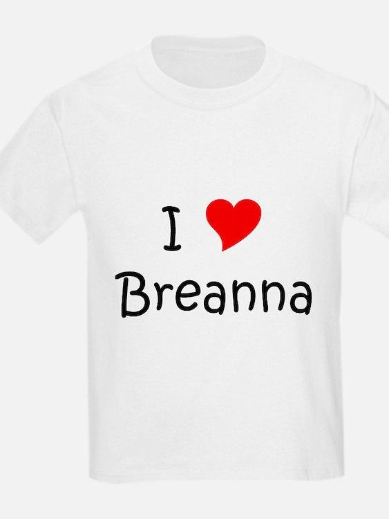 Cute Breanna T-Shirt