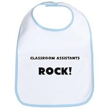 Classroom Assistants ROCK Bib