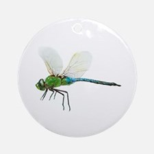 Dragonfly 3 Keepsake (Round)