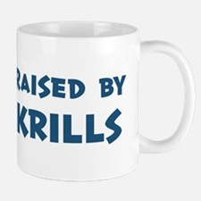 Raised by Krills Mug
