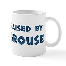 Raised by Grouse Mug