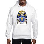 Lenzi Family Crest Hooded Sweatshirt