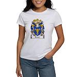 Lenzi Family Crest Women's T-Shirt