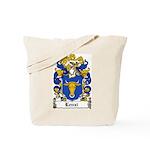 Lenzi Family Crest Tote Bag