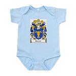 Lenzi Family Crest Infant Creeper
