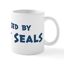 Raised by Grey Seals Mug