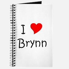 Cool Brynn Journal