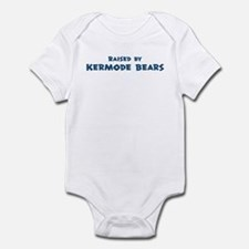 Raised by Kermode Bears Infant Bodysuit