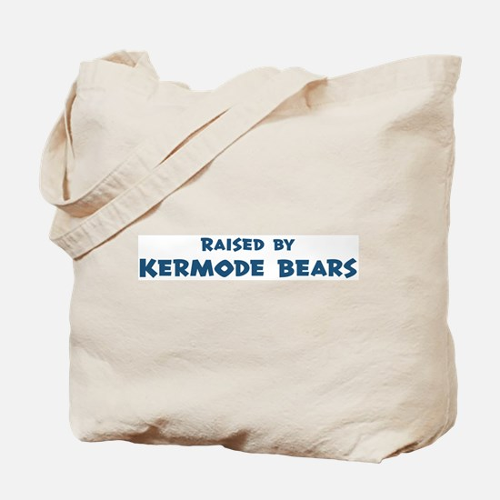 Raised by Kermode Bears Tote Bag