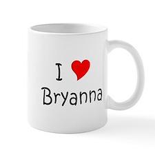 Unique Bryanna Mug