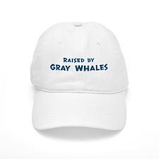 Raised by Gray Whales Baseball Cap