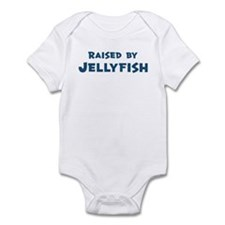 Raised by Jellyfish Infant Bodysuit