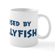 Raised by Jellyfish Mug