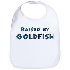 Raised by Goldfish Bib