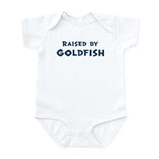 Raised by Goldfish Infant Bodysuit
