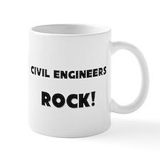 Civil Engineering Surveyors ROCK Mug