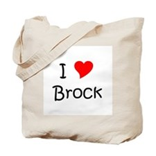 Unique Brock Tote Bag