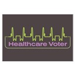 Healthcare Voter Poster (Large)