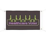 Healthcare Voter Banner