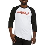 Red Healthcare Voter Baseball Jersey
