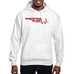 Red Healthcare Voter Hoodie (Sweatshirt)