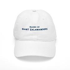 Raised by Giant Salamanders Baseball Cap
