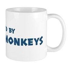 Raised by Howler Monkeys Mug