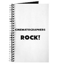 Cinematographers ROCK Journal