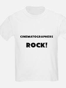 Cinematographers ROCK T-Shirt