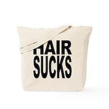 Hair Sucks Tote Bag