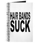 Hair Bands Suck Journal