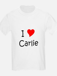 Cute Carlie T-Shirt
