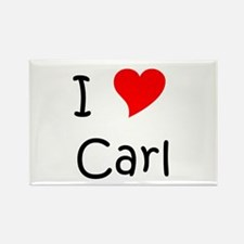 Funny Carl Rectangle Magnet
