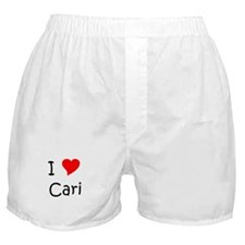 Cool I love cari Boxer Shorts