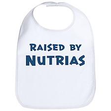 Raised by Nutrias Bib