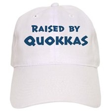Raised by Quokkas Baseball Cap