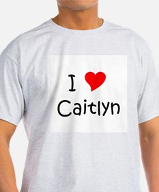Unique Caitlyn T-Shirt