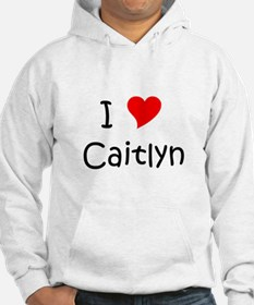 Unique Caitlyn Jumper Hoody