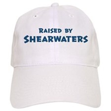 Raised by Shearwaters Baseball Cap