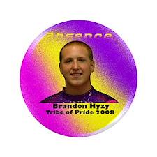 "Brandon Hyzy 3.5"" Button"