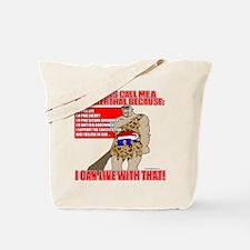 Proud Neanderthal Tote Bag