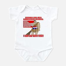 Proud Neanderthal Infant Bodysuit