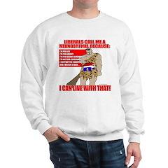 Proud Neanderthal Sweatshirt