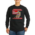 Proud Neanderthal Long Sleeve Dark T-Shirt
