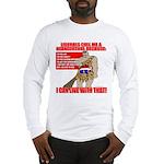 Proud Neanderthal Long Sleeve T-Shirt