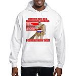 Proud Neanderthal Hooded Sweatshirt