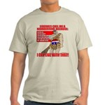 Proud Neanderthal Light T-Shirt