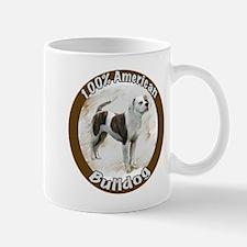 100% American Bulldog Mug