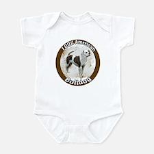 100% American Bulldog Infant Bodysuit