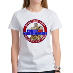 Anti-Abortion GOP Women's T-Shirt
